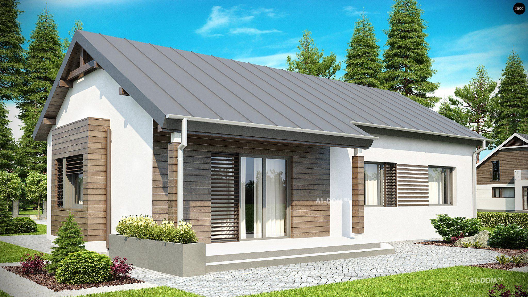 Проекты домов из сип панелей в СПб, строительство домов из
