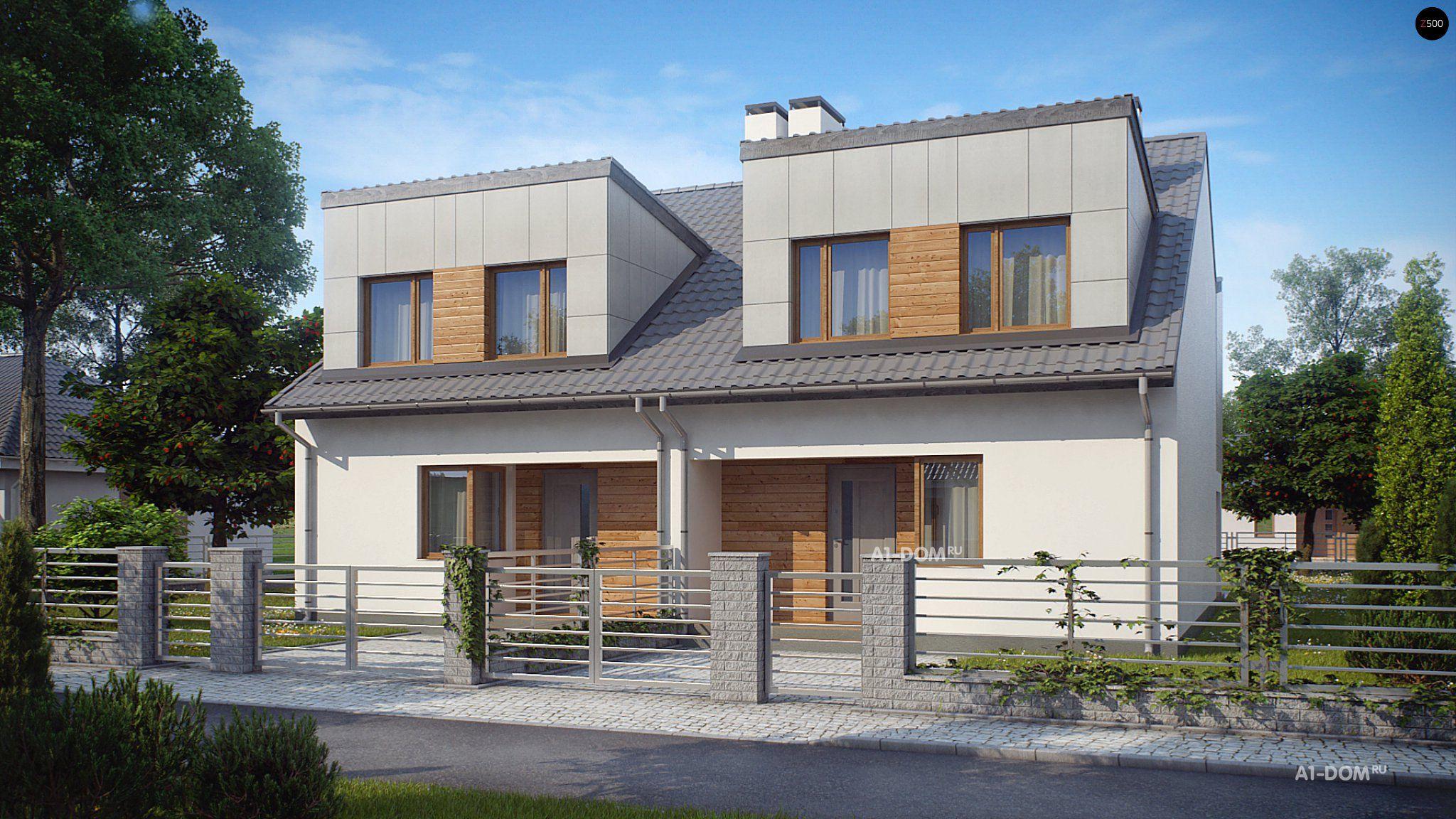 Проекты деревянных домов в Санкт-Петербурге - Страница 3