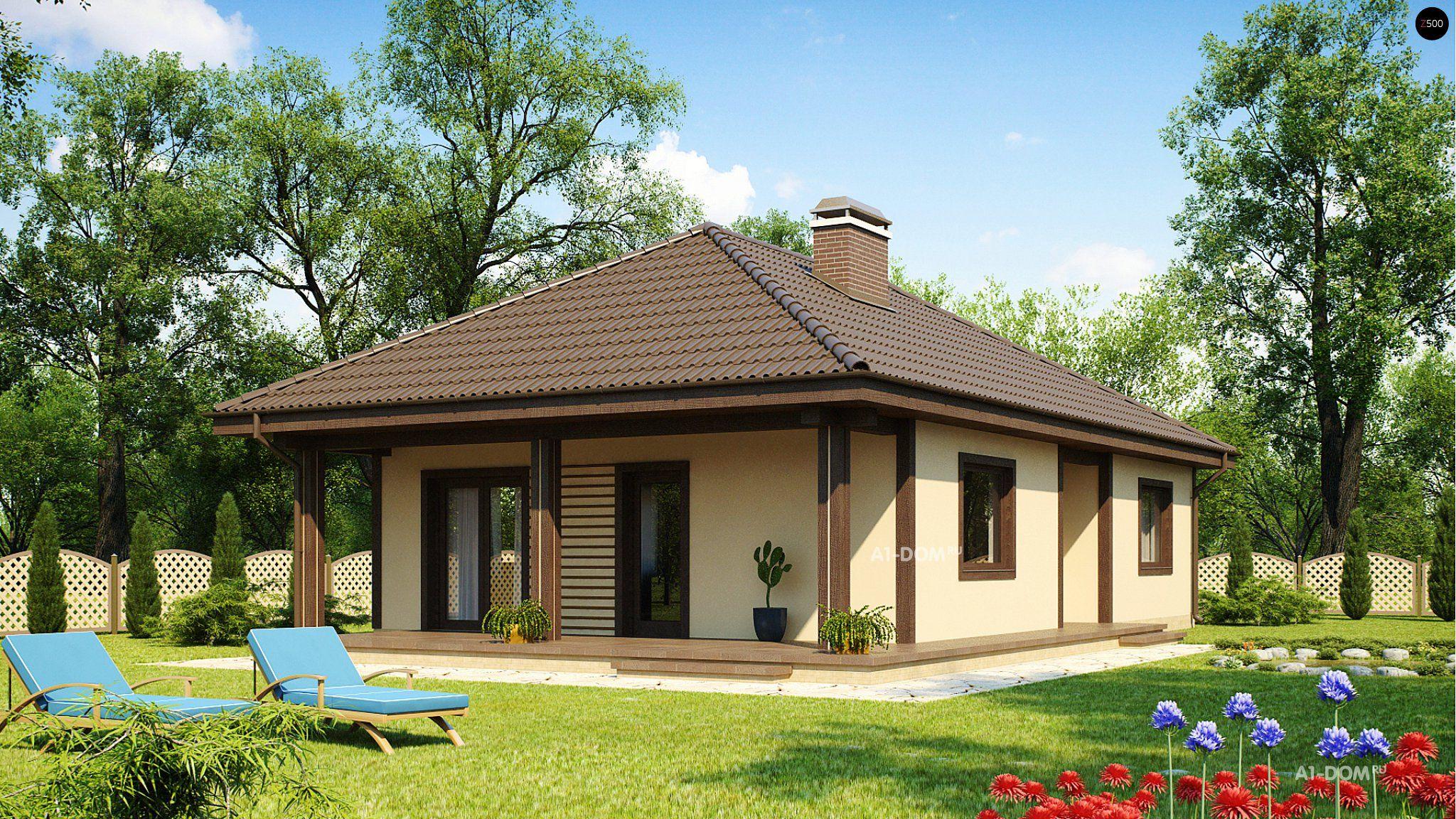 Фундамент - Уютный загородный дом